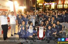Mobil Formula Listrik Mahasiswa ITS Akan Sapu Jepang - JPNN.com
