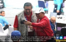 SBY Kenang Kesuksesan Indonesia Juara SEA Games 2011 - JPNN.com