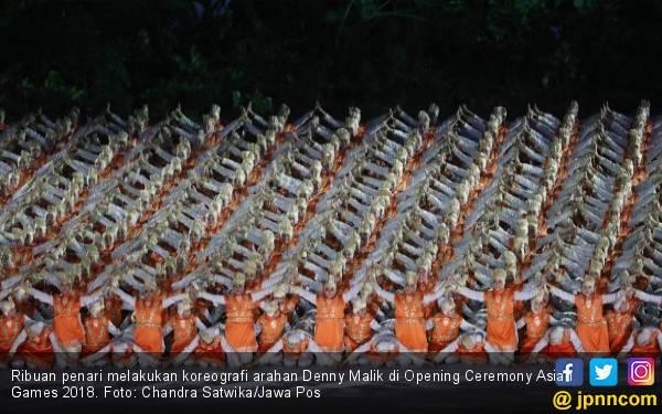Ini Alasan Para Penyanyi Opening Asian Games Diminta Lipsync - JPNN.com