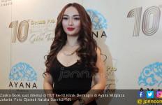 3 Berita Artis Terheboh: Zaskia Gotik Disomasi, Sarita Abdul Mukti Kecewa - JPNN.com