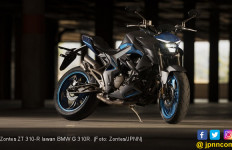 Naked Bike Asal Afrika Selatan Bikin Cemas BMW G310R - JPNN.com
