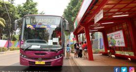Banyak Jalan Ditutup, Cek Pengalihan Rute Transjakarta Hari ini