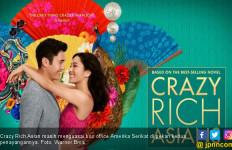 Crazy Rich Asians Menggila di Amerika - JPNN.com