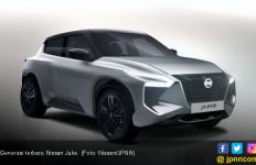 Sang Pelabrak Pakem, Nissan Juke Bakal Punya Wajah Baru - JPNN.com