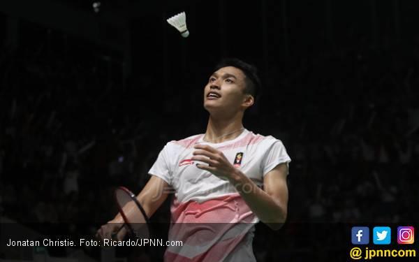 16 Besar Hong Kong Open: Kerapian Ginting Vs Kekuatan Jojo - JPNN.com