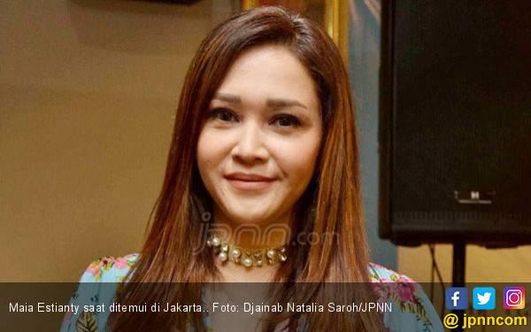 Maia Estianty Sebut Luna Maya Sudah Punya Kekasih, Siapa tuh? - JPNN.com