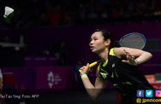 Pukul Saina Nehwal, Tai Tzu Ying Mulus ke Semifinal All England 2019 - JPNN.com