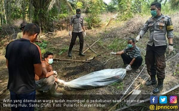 Arifin Ditemukan Sudah jadi Tengkorak, ya Ampun! - JPNN.com