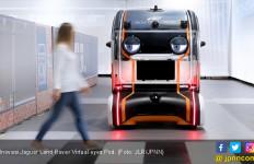 Jaguar Land Rover Kembangkan Virtual Eyes untuk Mobil Otonom - JPNN.com