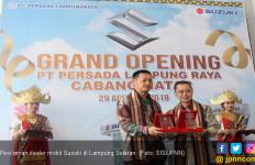 Suzuki Tambah Dealer 3S dan Body Repair di Lampung - JPNN.com