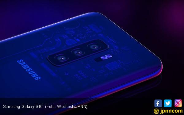 Samsung Galaxy S10 5G Akan Ada Fitur 3D Sensing Kamera - JPNN.com