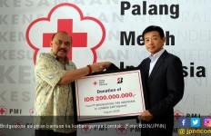 Bridgestone Ikut Meringankan Beban Korban Gempa Lombok - JPNN.com