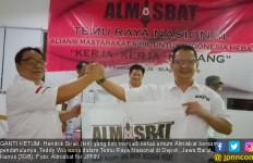 Punya Ketum Baru, Almisbat Bakal Kian Getol Menangkan Jokowi - JPNN.com