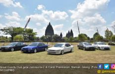 Penggemar Corolla Klasik Cetak Rekor Muri di Prambanan - JPNN.com