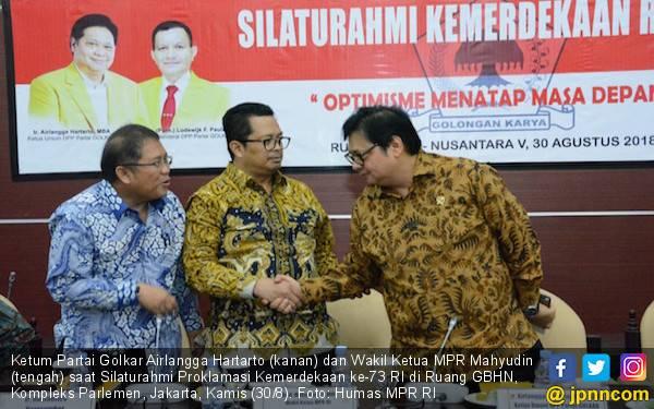 FPG MPR Gelar Silaturahmi Kemerdekaan Bahas Industri 4.0 - JPNN.com
