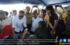 Hadir di Sumbawa, Mensos Percepat Bantuan Untuk Korban Gempa - JPNN.com