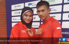 Sarah dan Iqbal Pisah Ranjang Demi Dua Emas Indonesia - JPNN.com