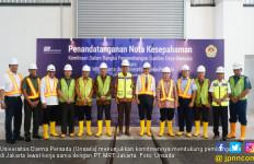 Unsada Gandeng PT MRT demi Pembangunan Jakarta - JPNN.com