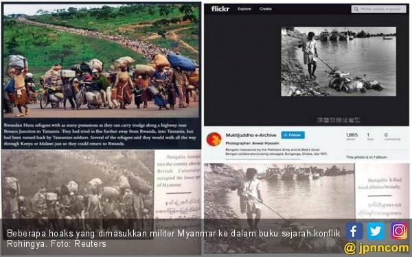 Merekayasa Sejarah Rohingya demi Benarkan Genosida - JPNN.com