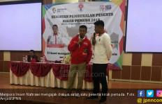 Menpora Beri Pembekalan di Kirab Pemuda 2018 - JPNN.com