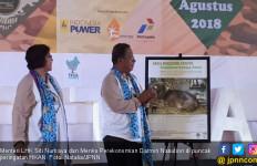 Menteri Darmin Diminta Beri Nama untuk Bayi Anoa Lucu Ini - JPNN.com