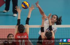 Pukul Juara Bertahan, Voli Putri Thailand Ukir Rekor Manis - JPNN.com
