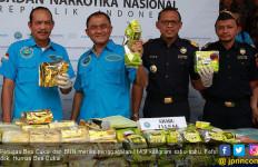 114,9 Kilogram Sabu-sabu Berhasil Diamankan Petugas Gabungan - JPNN.com