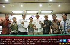 Pertamina Gandeng Telkom Terapkan Teknologi Digital di SPBU - JPNN.com
