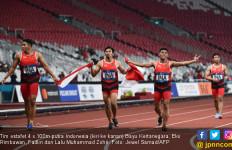Cerita di Balik Tim Estafet 4 x 100m Putra Indonesia - JPNN.com