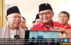 KH Ma'ruf Tegaskan Tekad Bantu Jokowi Bawa RI Tinggal Landas - JPNN.com