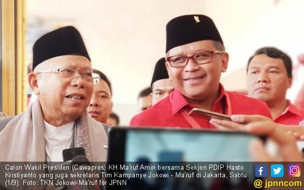 Respons Menyejukkan Kiai Ma'ruf soal Kasus Habib Bahar - JPNN.com