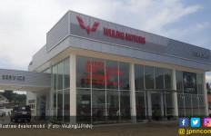 Perang Jaringan Dealer Mitsubishi, Toyota, Wuling dan DFSK - JPNN.com