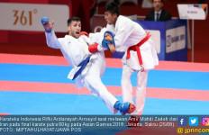 Deretan Bonus untuk Rifky Peraih Emas Karate, Ada Rumah - JPNN.com