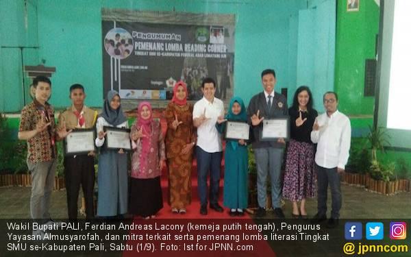 PALI Dorong Literasi Sebagai Gerakan Budaya di Sumsel - JPNN.com