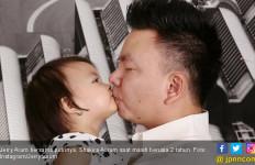 Warganet Terharu Lihat Postingan Mantan Suami Denada - JPNN.com