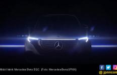Konsep Mobil Listrik Mercedes Benz EQC Curi Start - JPNN.com