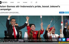 Indonesia Sukses Gelar Asian Games, Media Asing Puji Jokowi - JPNN.com