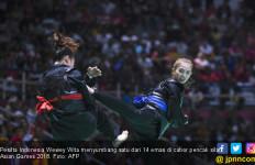 Timnas Silat Turunkan Pendekar Muda di Kejuaraan Dunia 2018 - JPNN.com