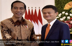 Bertemu Jack Ma, Jokowi Bicara Peningkatan SDM e-Commerce - JPNN.com