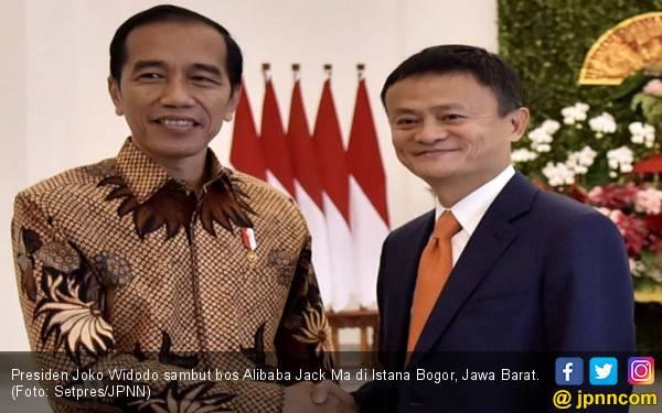 Simpang Siur Kabar Pensiun Bos Alibaba Jack Ma - JPNN.com
