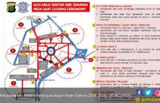 Rekayasa Lalu Lintas Selama Penutupan Asian Games 2018 - JPNN.com