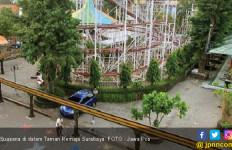 Pemkot Segel Taman Remaja Surabaya - JPNN.com