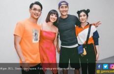 Afgan dan Isyana Pamer Pose Bareng Siwon Super Junior - JPNN.com