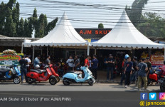 AJM Cibubur, Rumah Kedua Pencinta Skuter - JPNN.com