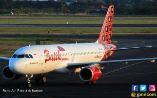Batik Air Terbang Non-Stop dari Soekarno-Hatta ke Nanning