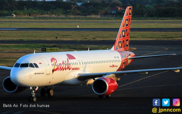 Batik Air Datangkan Pesawat Baru Airbus 320-200CEO - JPNN.com