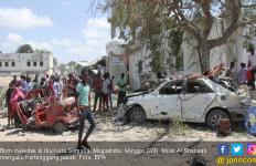 Bom Al Shabaab Hancurkan Masjid Somalia - JPNN.com