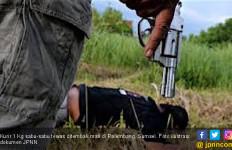 Kurir Sabu Asal Aceh Ditembak Mati, Dua Peluru Tembus Dada - JPNN.com