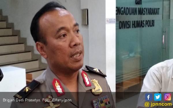 Polisi: Penyidik Minta Rekaman CCTV dari Tetangga Ketua KPK - JPNN.com