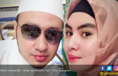 Pamer Test Pack, Kartika Putri Mengandung Anak Habib Usman - JPNN.com